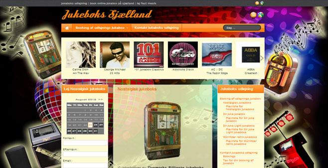 Jukebox online betaling med PayPal
