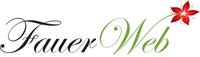 FauerWeb | hjemmesider | fyn | faaborg | webbureau | SEO | webdesign Logo