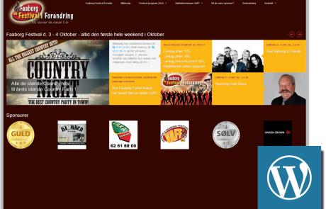 Faaborg Festival hjemmeside