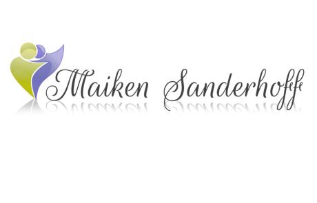 Maiken Sanderhoff Logo