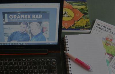 websted med pdf online bladrefunktion