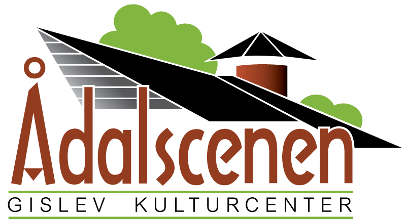 Ådalscenen logodesign