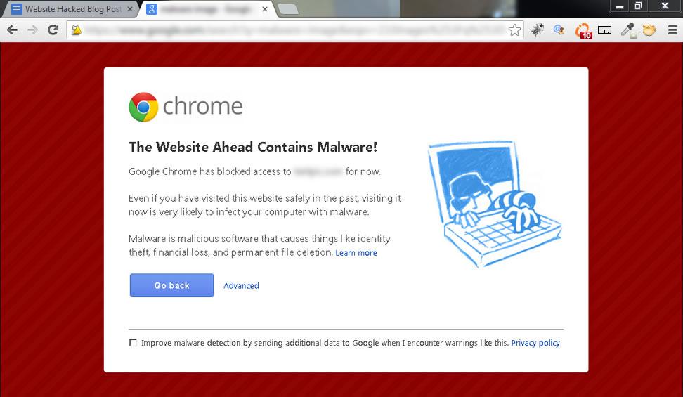 Hacket Wordpress hjemmeside, er ikke sjovt, derfor tilbyder FauerWeb ekstra sikkerhed på hjemmesider